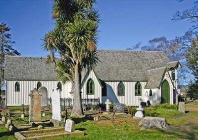 Anglican Church - Beach Street