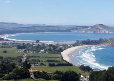 Waikouaiti and Karitane Bays
