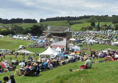 New Years Day Waikouaiti Races