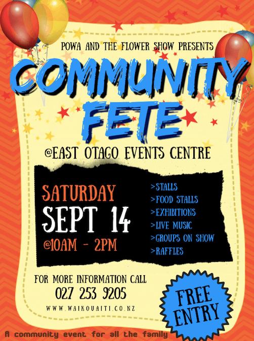 Community Fete