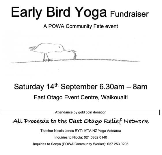 Yoga – Early Bird