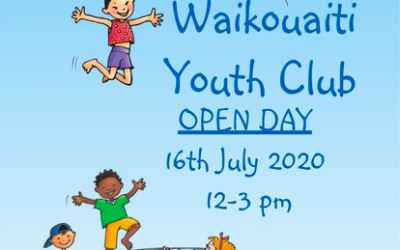Waikouaiti Youth Club Open Day